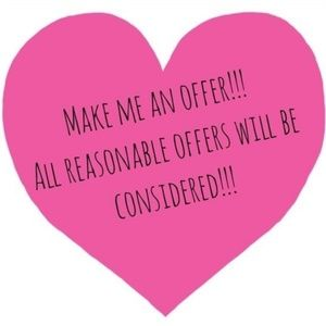 Other - 💕Make me an offer!💕